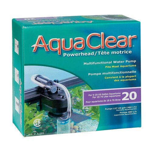 AquaClear Aquarienpumpe Powerhead 20