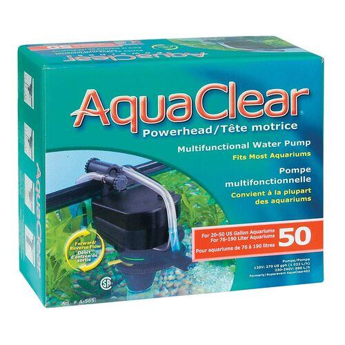 AquaClear Aquarienpumpe Powerhead 50