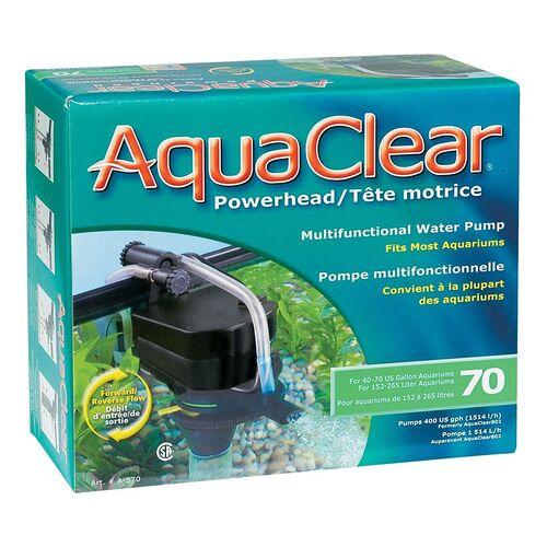 AquaClear Aquarienpumpe Powerhead 70