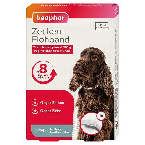 Beaphar Zecken-Flohband Hund 60 cm