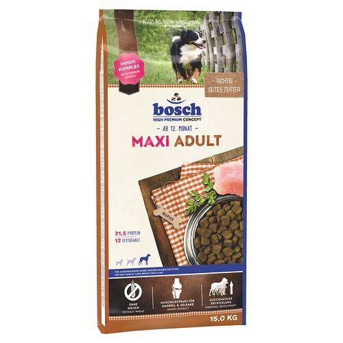 Bosch (2,50 EUR/kg) Bosch Maxi Adult 15 kg