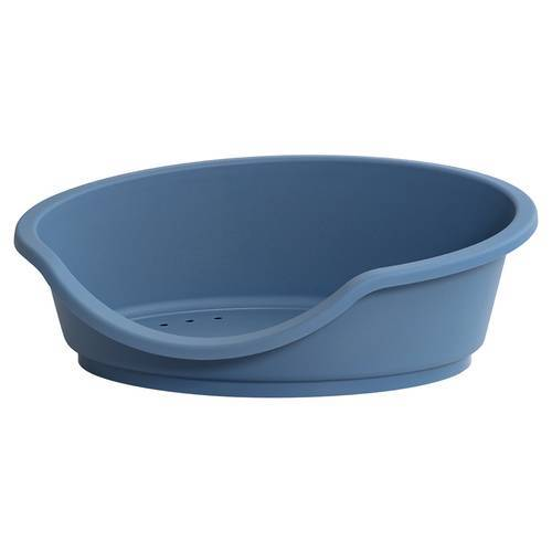 Duvo+ Hundekorb Sleeper Tino eco blau, Maße: 80 x 60 x 25 cm