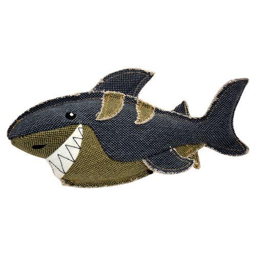 Duvo+ Hundespielzeug Canvas Hai
