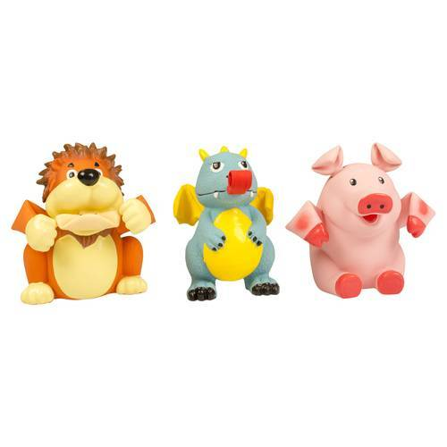 Duvo+ Hundespielzeug Pop Up Lion/Pig/Dinosaur Latex