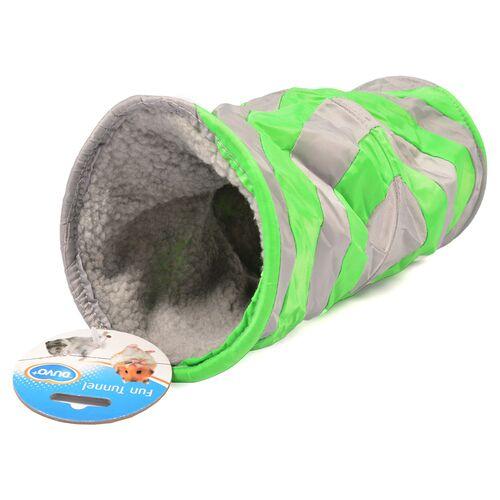 Duvo+ Spieltunnel grün/grau
