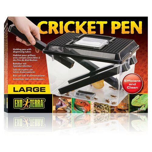 Exo Terra Cricket Box, Maße: 21 x 30,5 x 20 cm