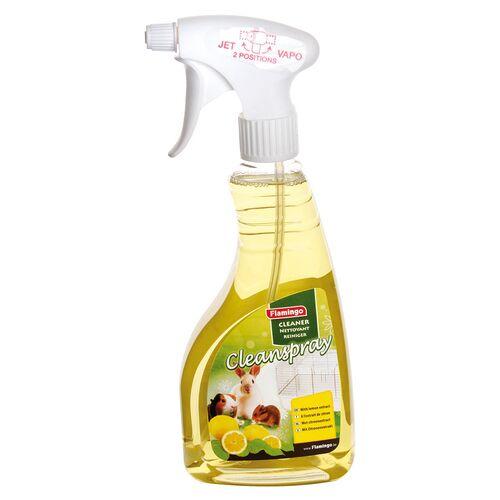 Flamingo (21,98 EUR/l) Flamingo Clean Spray Reiniger Zitrone 500 ml