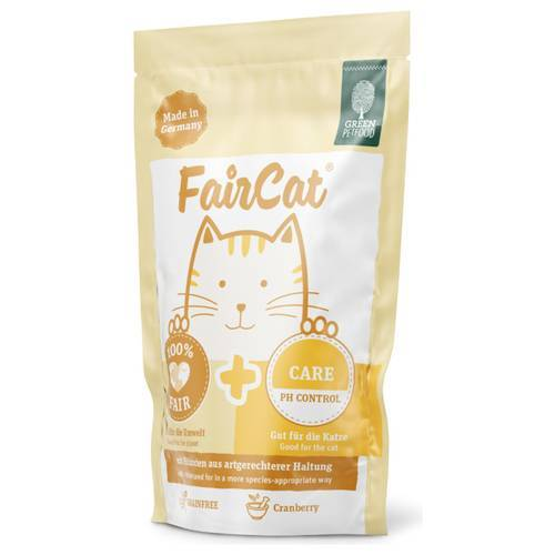 Green Petfood (15,65 EUR/kg) Green Petfood FairCat Care 85 g - 16 Stück