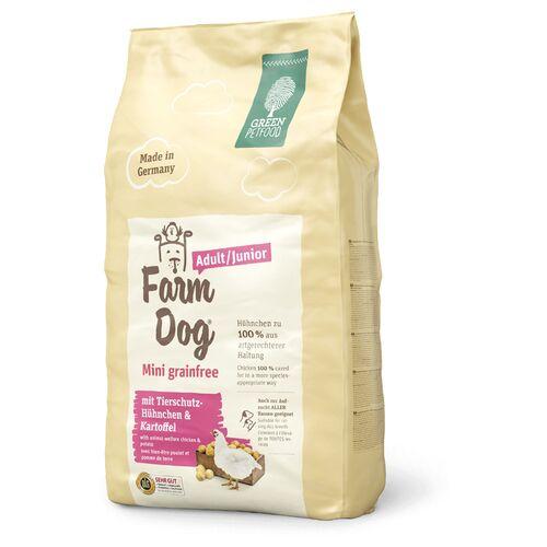 Green Petfood (4,84 EUR/kg) Green Petfood FarmDog Mini grainfree 10 kg