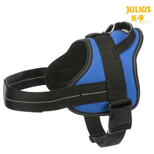 Julius-K9 Pure Geschirr blau, Größe: Mini-Mini/S