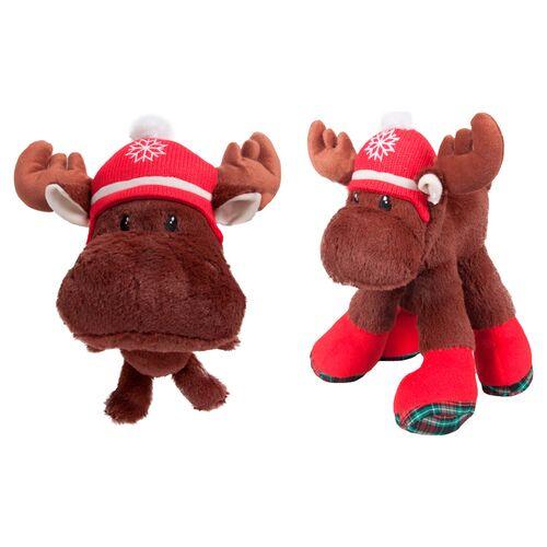 Karlie Weihnachtsspielzeug Plüsch Elch