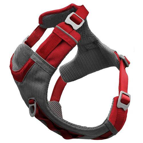 Kurgo Geschirr Journey Air Harness rot, Größe: M