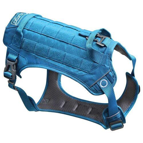 Kurgo Geschirr RSG County Harness blau, Größe: S