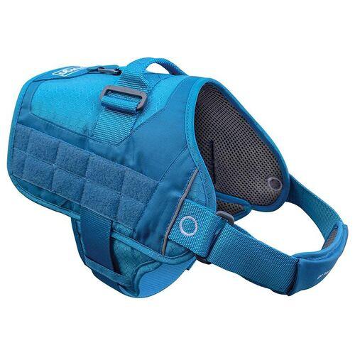 Kurgo Geschirr RSG Townie Harness blau, Größe: M