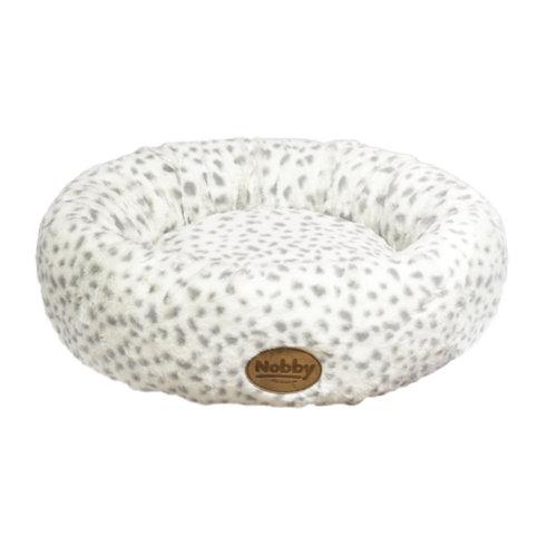 Nobby Donut Alanis leopard grau für Hunde