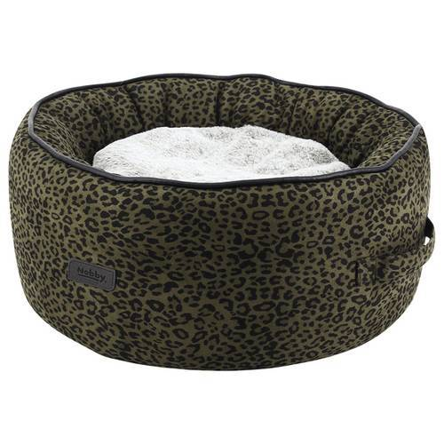 Nobby Korb Leo leopard braun für Hunde