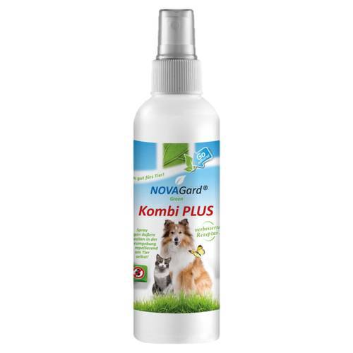 NovaGard Green (9,80 EUR/100ml) NovaGard Green Kombispray PLUS Hund 200 ml