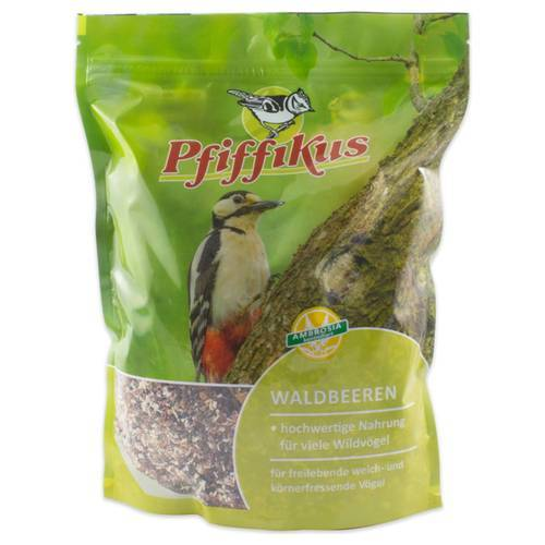 Pfiffikus (12,93 EUR/kg) Pfiffikus Wildbeeren 850 g