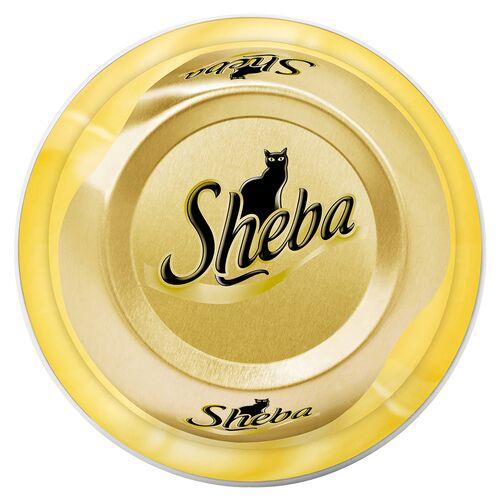 Sheba (16,30 EUR/kg) Sheba Feine Filets mit Hühnchenbrust 80 g - 24 Stück