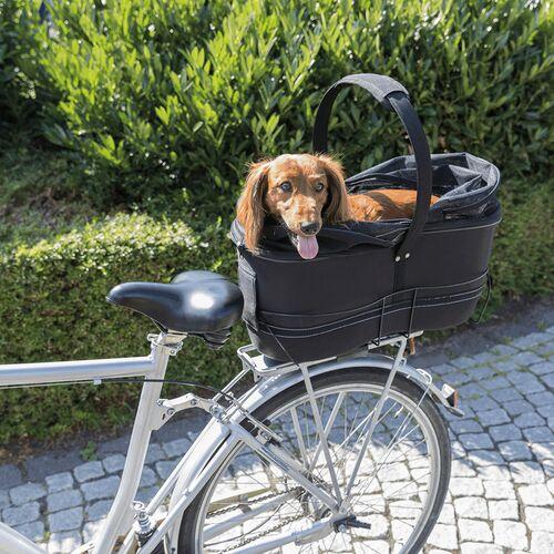 Trixie Fahrradkorb Long für breite Gepäckträger