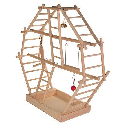 Trixie Holz-Leiterspielplatz