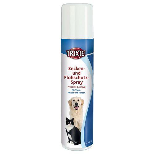 Trixie Zecken- und Flohschutz-Spray für Hunde