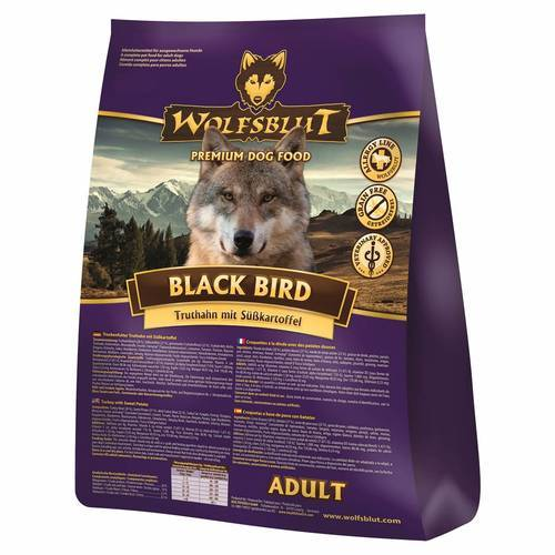 Wolfsblut (7,00 EUR/kg) Wolfsblut Black Bird 2 kg