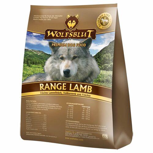 Wolfsblut (4,43 EUR/kg) Wolfsblut Range Lamb 15 kg