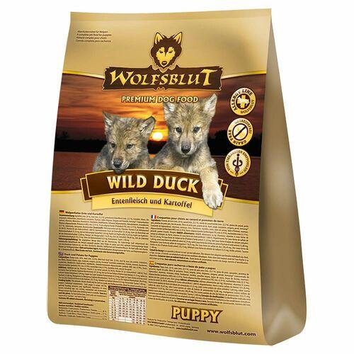 Wolfsblut (7,25 EUR/kg) Wolfsblut Wild Duck Puppy 2 kg
