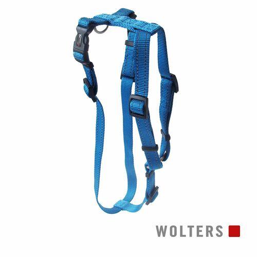 Wolters Geschirr Soft & Safe für Mops & Co. aqua, Größe: M