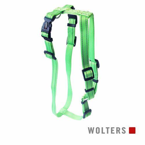 Wolters Geschirr Soft & Safe für Mops & Co. lime, Größe: XL
