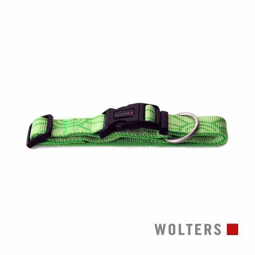 Wolters Halsband Sunset lime, Größe: L