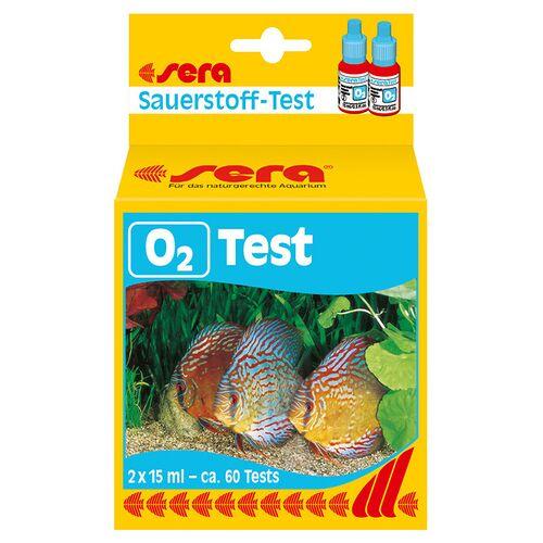 sera O2-Test / Sauerstoff-Test