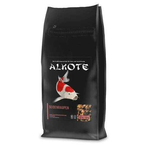 AL-KO-TE (14,99 EUR/kg) AL-KO-TE Seidenraupen 1,5 kg