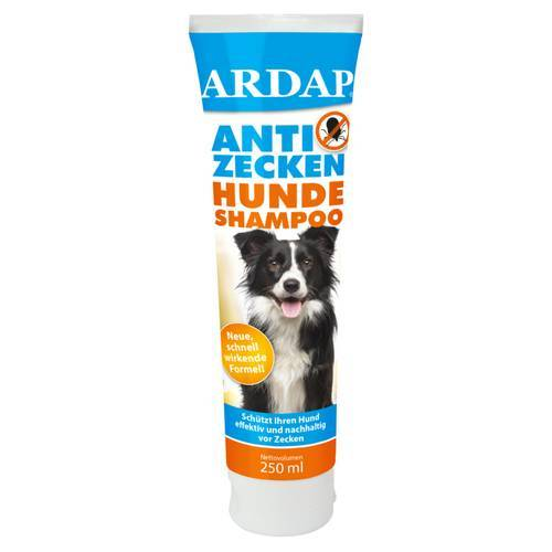 Ardap (51,16 EUR/l) Ardap Anti Zecken-Shampoo 250 ml