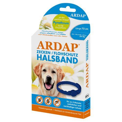 Ardap Zecken- u. Flohhalsband für große Hunde über 25 kg