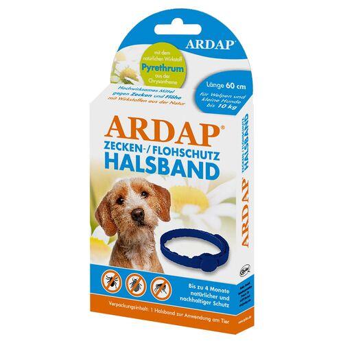 Ardap Zecken- u. Flohhalsband für kleine Hunde bis 10 kg