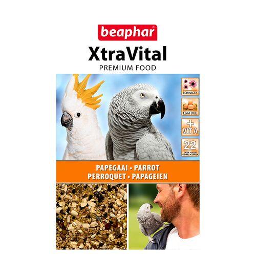 Beaphar (6,64 EUR/kg) Beaphar XtraVital Papageien Futter 2,5 kg