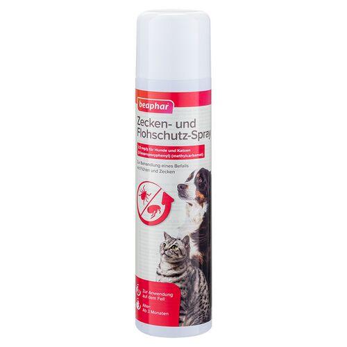 Beaphar (55,16 EUR/l) Beaphar Zecken- und Flohschutz-Spray für Hunde 250 ml