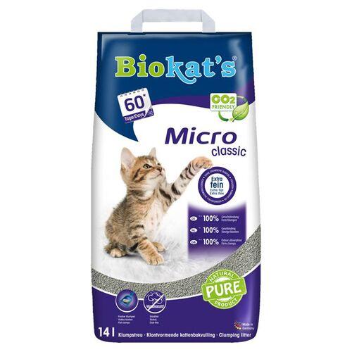 Biokats (0,95 EUR/l) Biokats Micro classic 14 l
