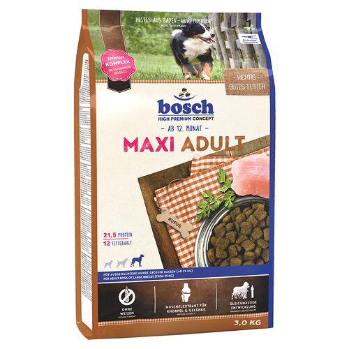 Bosch (3,63 EUR/kg) Bosch Maxi Adult 3 kg