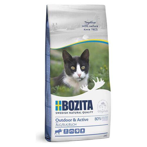 Bozita (8,15 EUR/kg) Bozita Outdoor & Active Elk 2 kg
