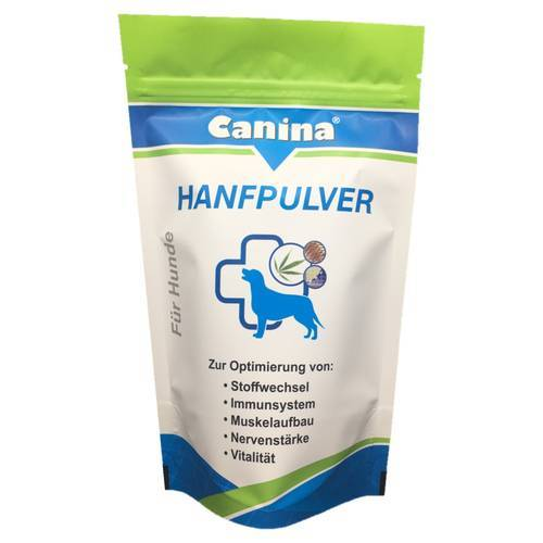 Canina (6,50 EUR/100g) Canina Hanf Pulver 200 g