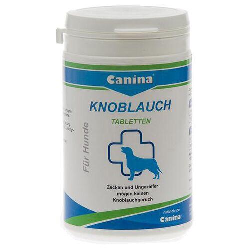 Canina (5,94 EUR/100g) Canina Knoblauch Tabletten 180 g