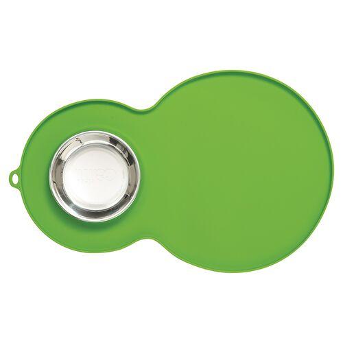 Catit Silikonmatte Erdnuss grün