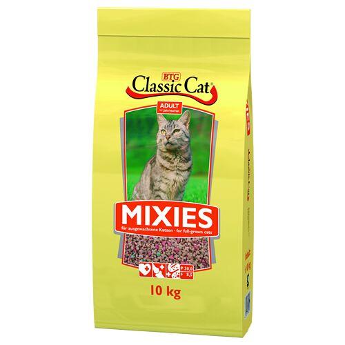 Classic Cat (2,00 EUR/kg) Classic Cat Mixies 10 kg