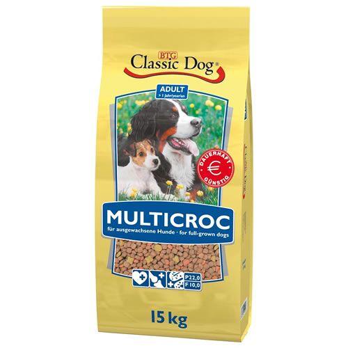 Classic Dog (1,40 EUR/kg) Classic Dog Classic Multicroc 15 kg
