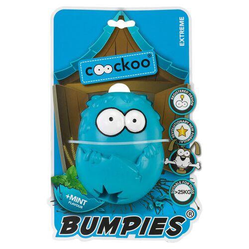 Coockoo Hundespielzeug Bumpies Mint, Maße: 13 x 10,2 x 8,8 cm