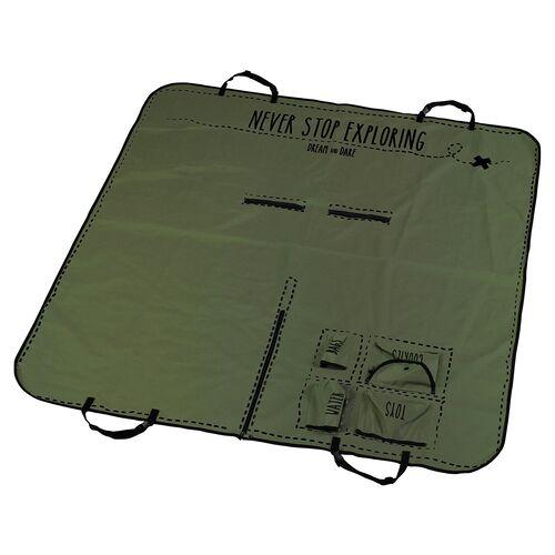 D&D Auto-Schonbezug Exploring Army