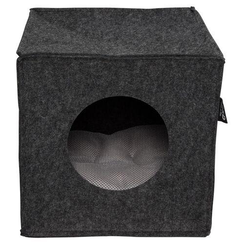 D&D Katzenkorb Home Collection Cat Cube